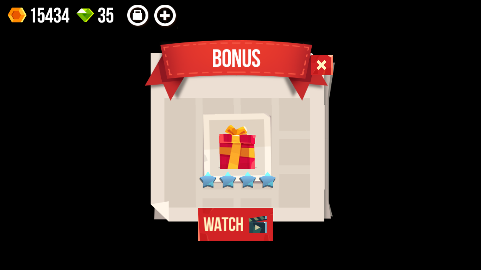 Bonus Box for Video Ads