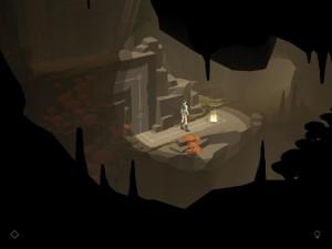 Lara Croft Go Exit