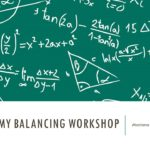 Economy Balancing Workshop